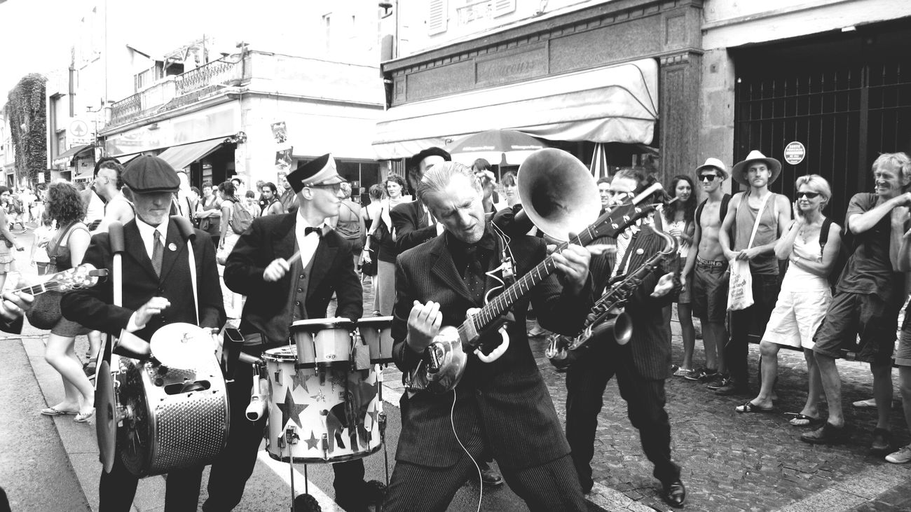 Aurillac Festival De Rue Street Festival