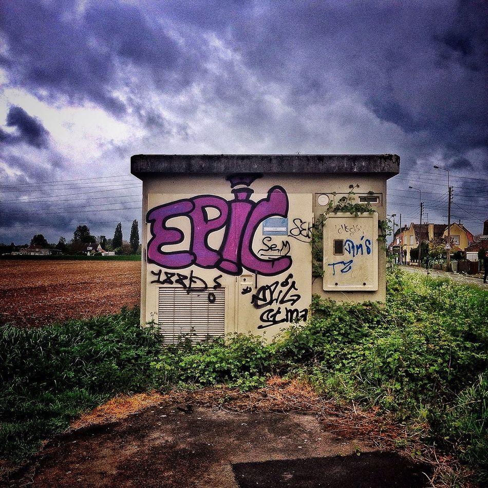 Iphonography Streetart