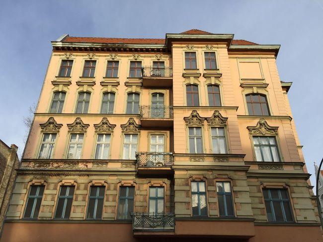 Berliner Ansichten Altbau Façade Architecture