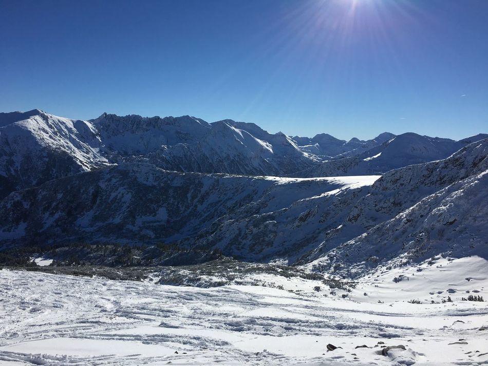 Nature Cold Temperature Snow Scenics Mountain Snowcapped Mountain Skiing