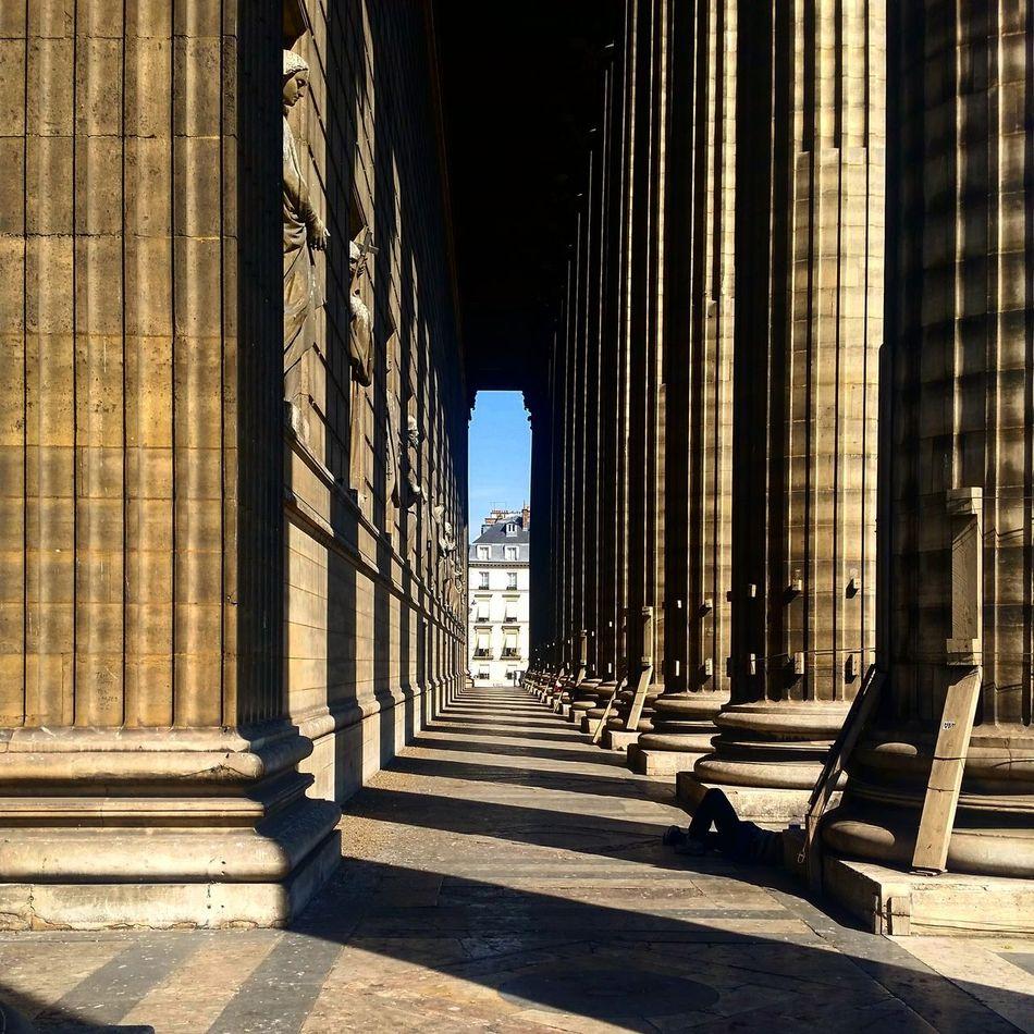 Beautiful stock photos of paris, architecture, shadow, sunlight, outdoors