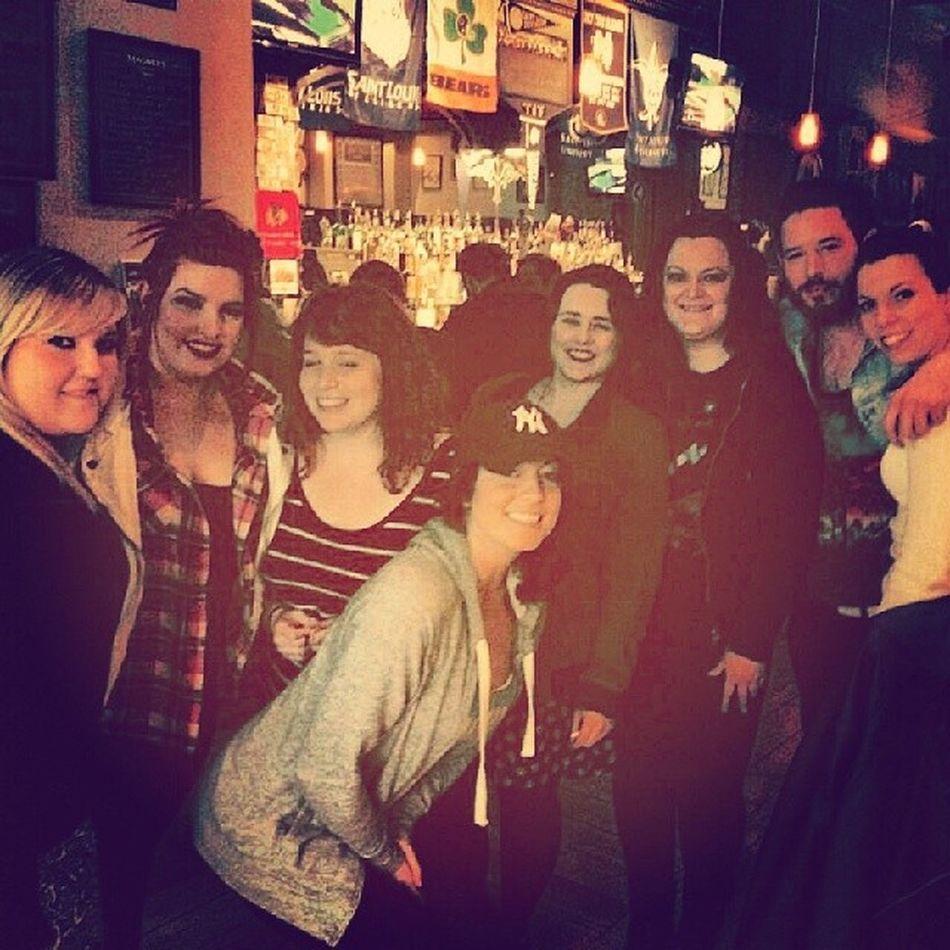 Last night at the harp...soo many memories