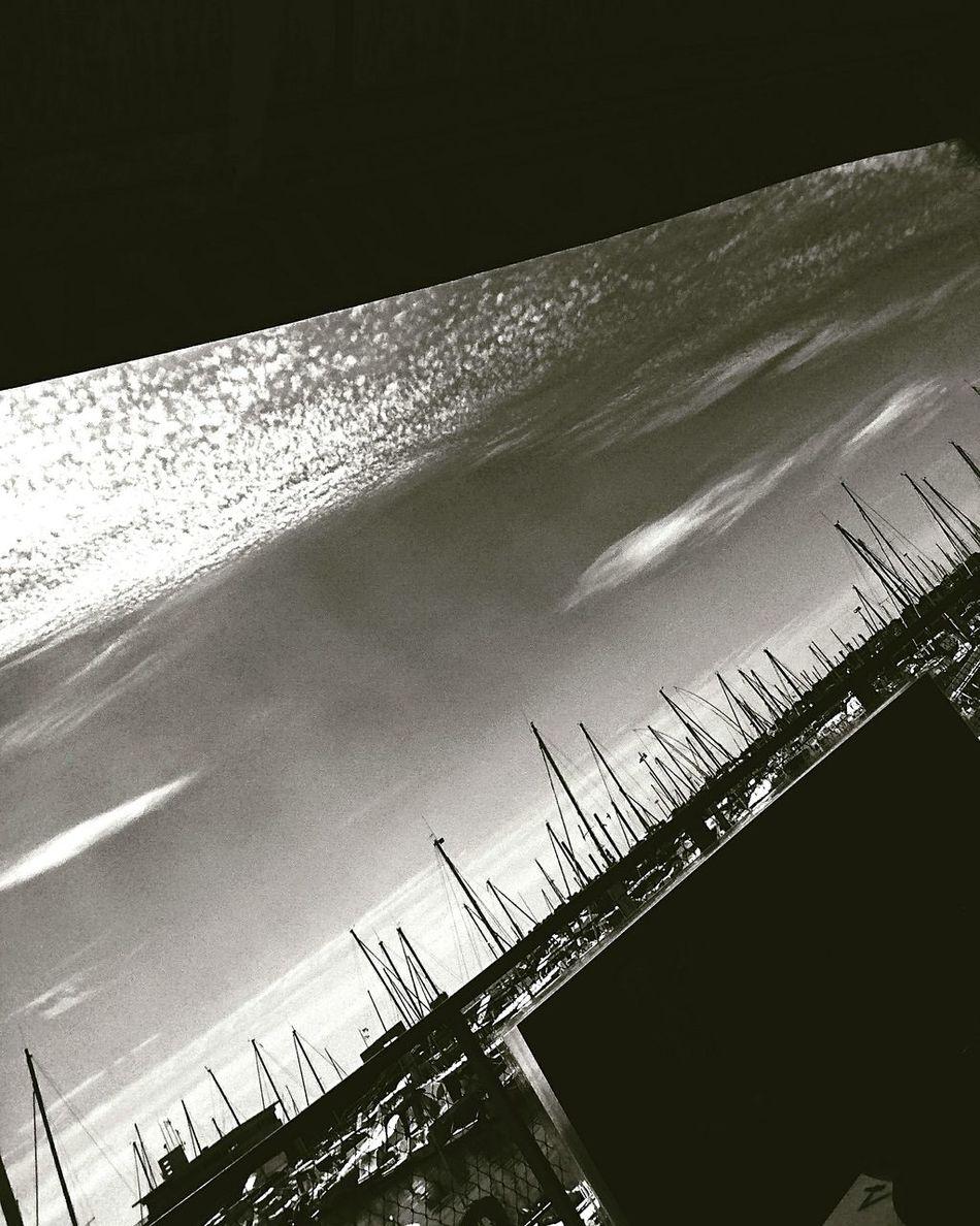 Sunset Nature Beach City Sketch Blackandwhite Photography