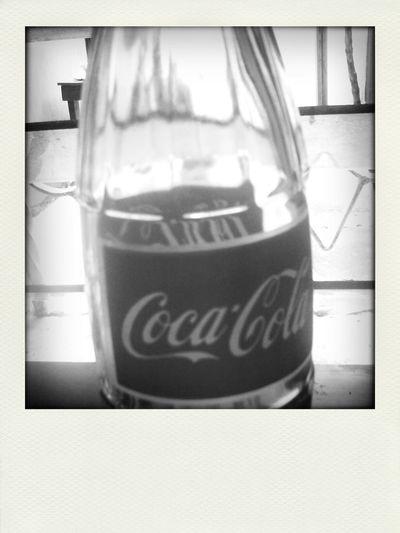 Terminada mi coca cola