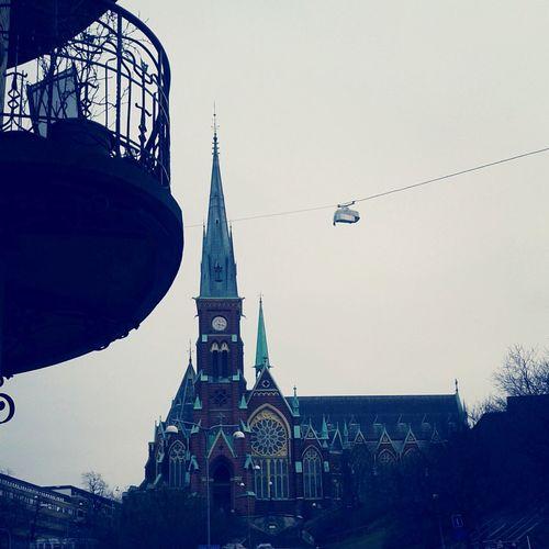 The Smiths and myself strolling around Gothenburg. Cityscapes Gothenburg Noir