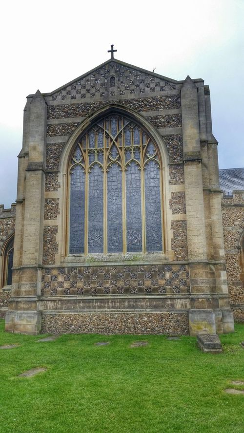 Buttress Church Medieval Architecture Arches Stone Architectural Detail Chelmsford Cathedral Stone Wall Gothic Arches Flint Leaded Glass Leaded Windows