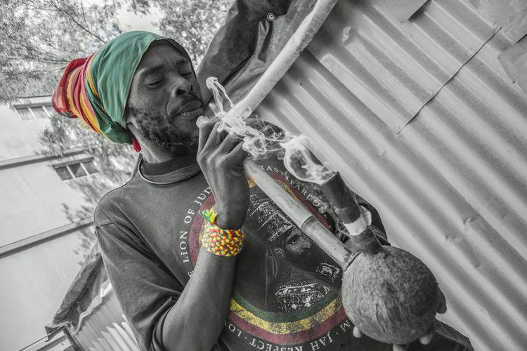 Ganja Man!! First Eyeem Photo
