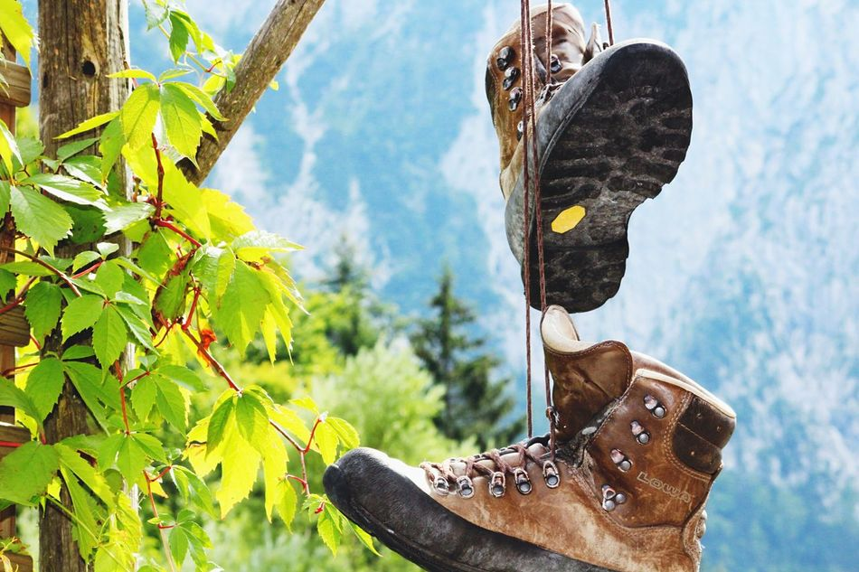 Adventure Club Wanderlust Relaxing Mountain Schuhe  Natur Nature_collection On The Way