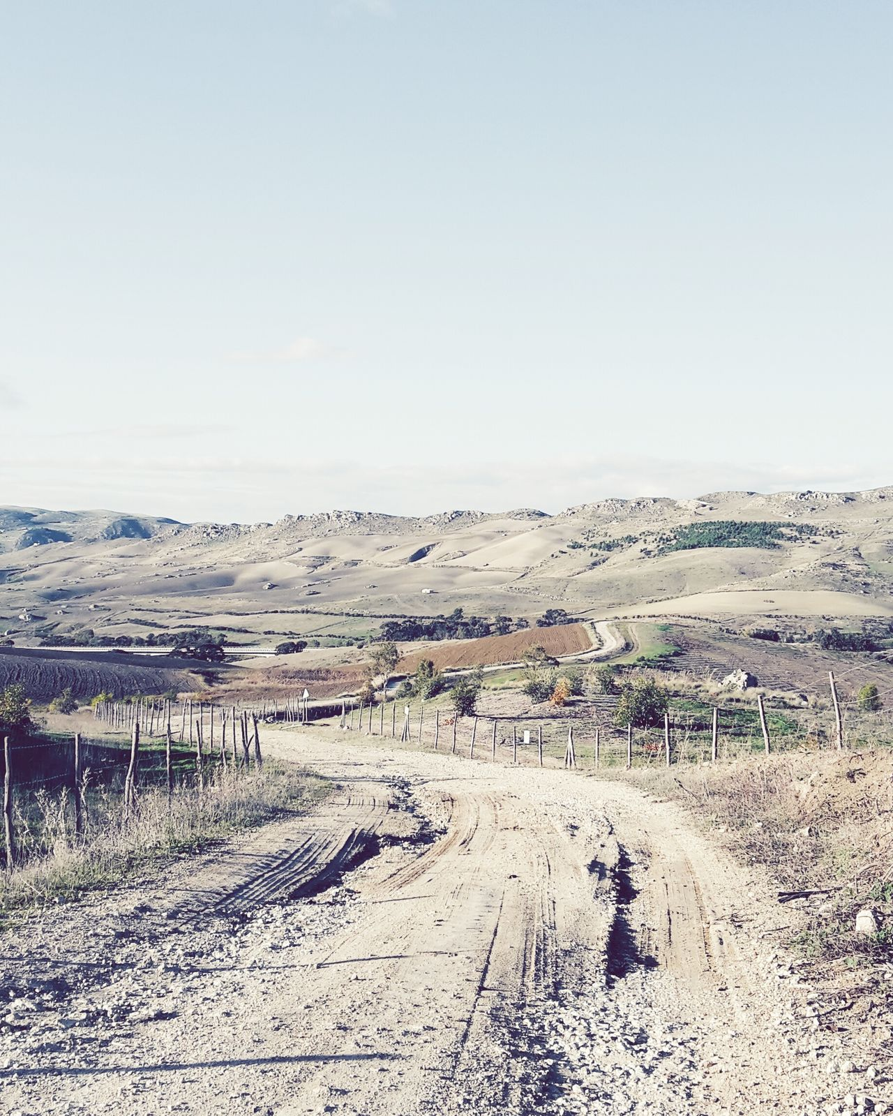 Beautiful stock photos of italy, Beauty In Nature, Day, Dirt Road, Landscape