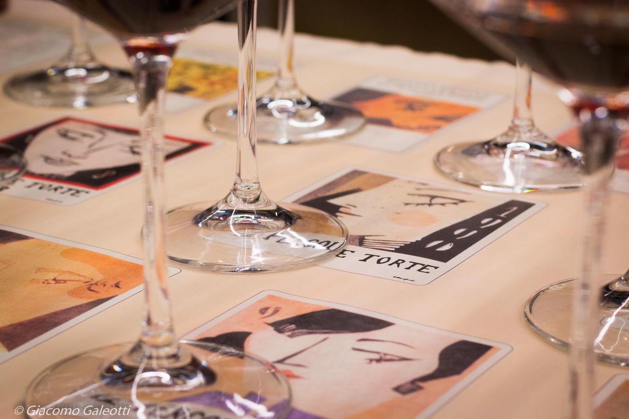 Close-up Indoors  Labels Paintings Studio Shot Vintage Wine Wine And Art Wine Tasting
