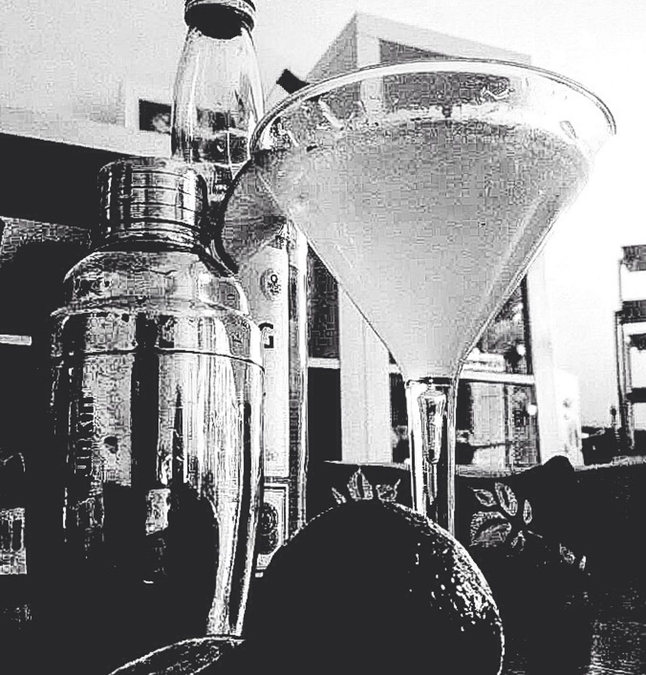 Saturday afternoon cocktails! Mojito! Cocktails Glass Monochrome Blackandwhite Black And White Black & White Eye4black&white  Cocktails🍹 Cocktail Time EyeEm Best Shots Eye4photography  Light And Shadow Scrumptious Bar Alcohol