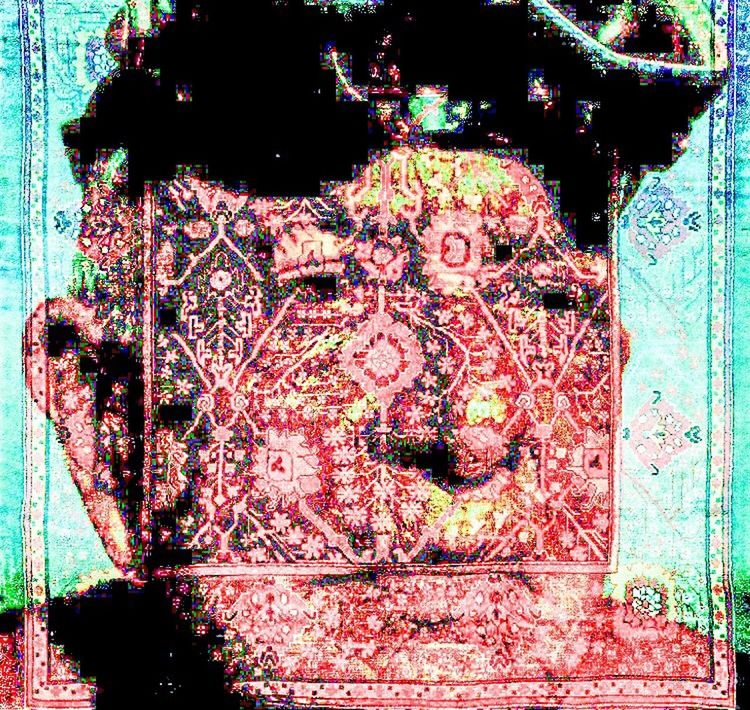 Oriental Carpet Face To Face The Age Of Aquarius Forgotten Dreams New Nightmares Photographic Approximation