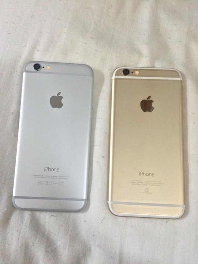One more to go Foe Iphone6silver Iphone6gold Appleiphone Gadgets