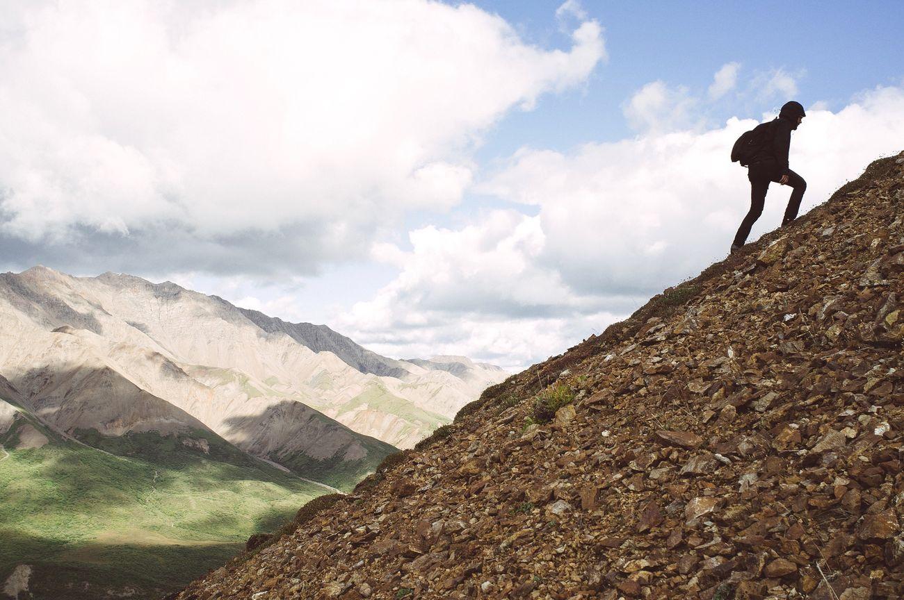 Alternative Exercise in Denali National Park, Alaska Open Edit Make Magic Happen The Action Photographer - 2015 EyeEm Awards Capture The Moment