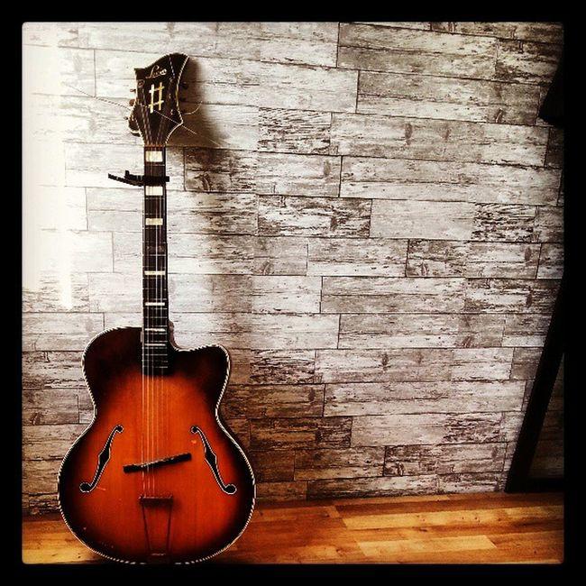 Kärt återseende! Guitar Dagsattbörjaigen Follow Followme