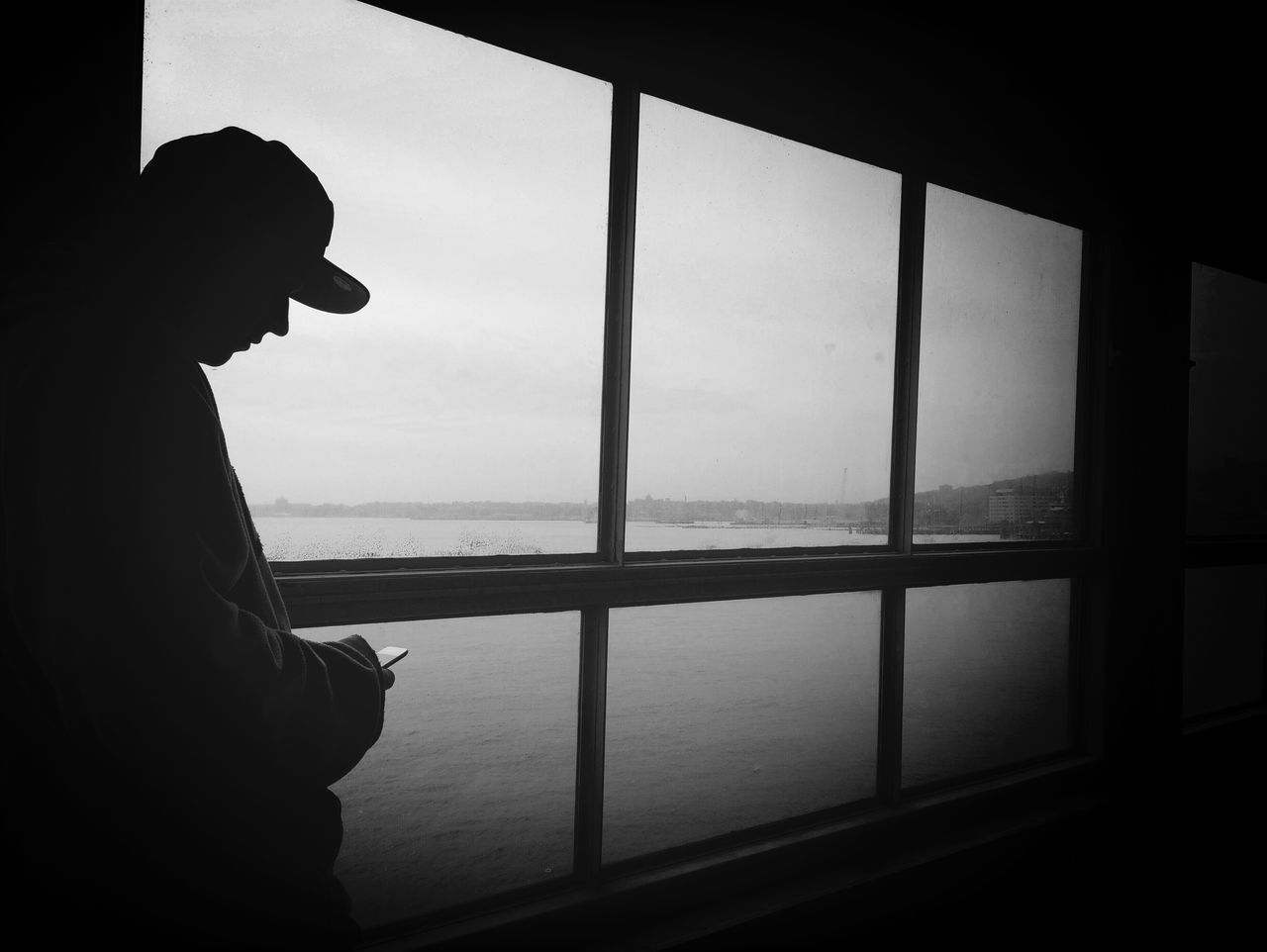 NYCImpressions Nycstrangers Monochrome My Best Photo 2014 The Moment - 2015 EyeEm Awards Traveling Home For The Holidays