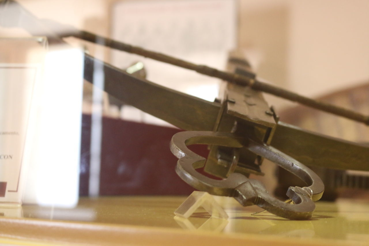Crossbow Indoors  Weapons Of War No People Close-up Caught In The Crossfire Composition The Purist (no Edit, No Filter) Indoors  Learn & Shoot: Simplicity Eos70d