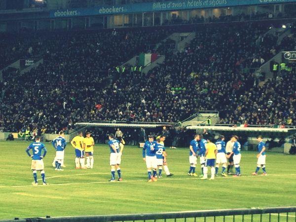 Italy Vs Brazil