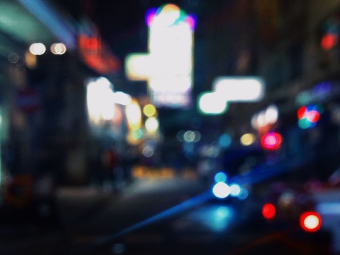 Friday night. IPhoneography Vscocam Bokeh Nightphotography