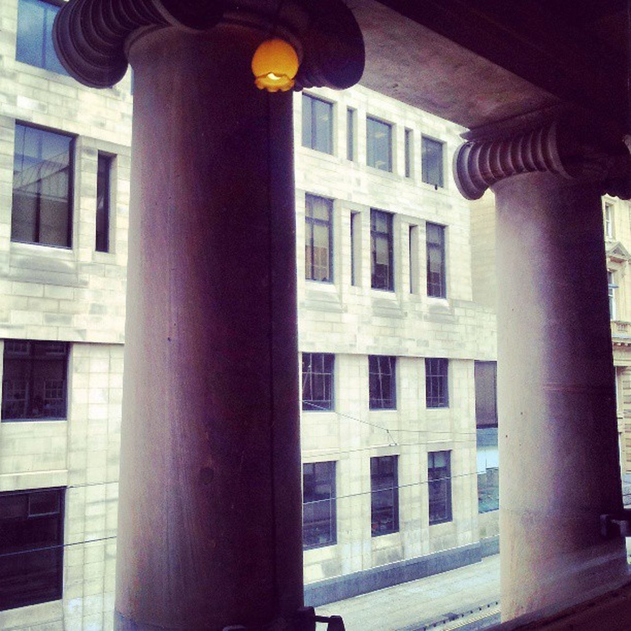 architecture, window, built structure, building exterior, architectural column, indoors, day, no people