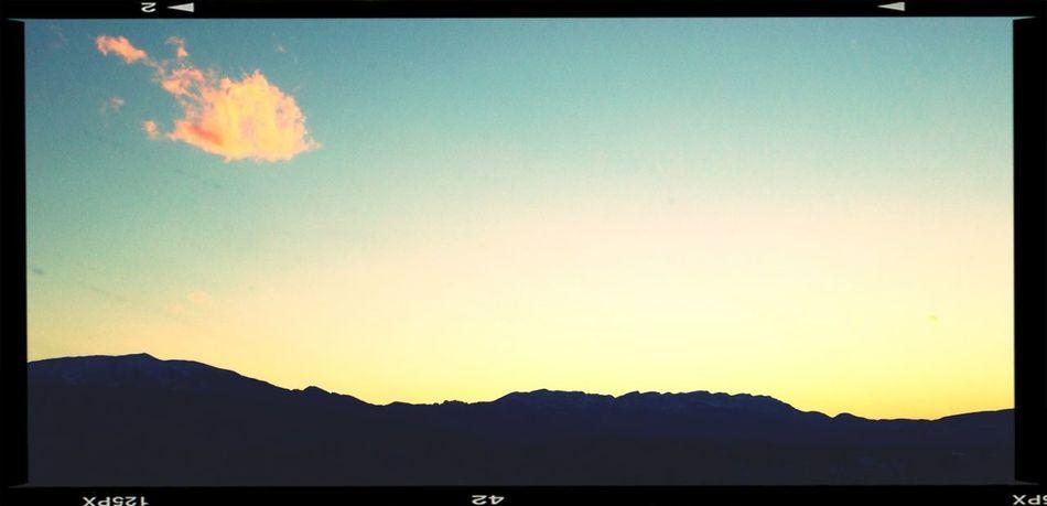Vistes al Cadí. Bon dia!