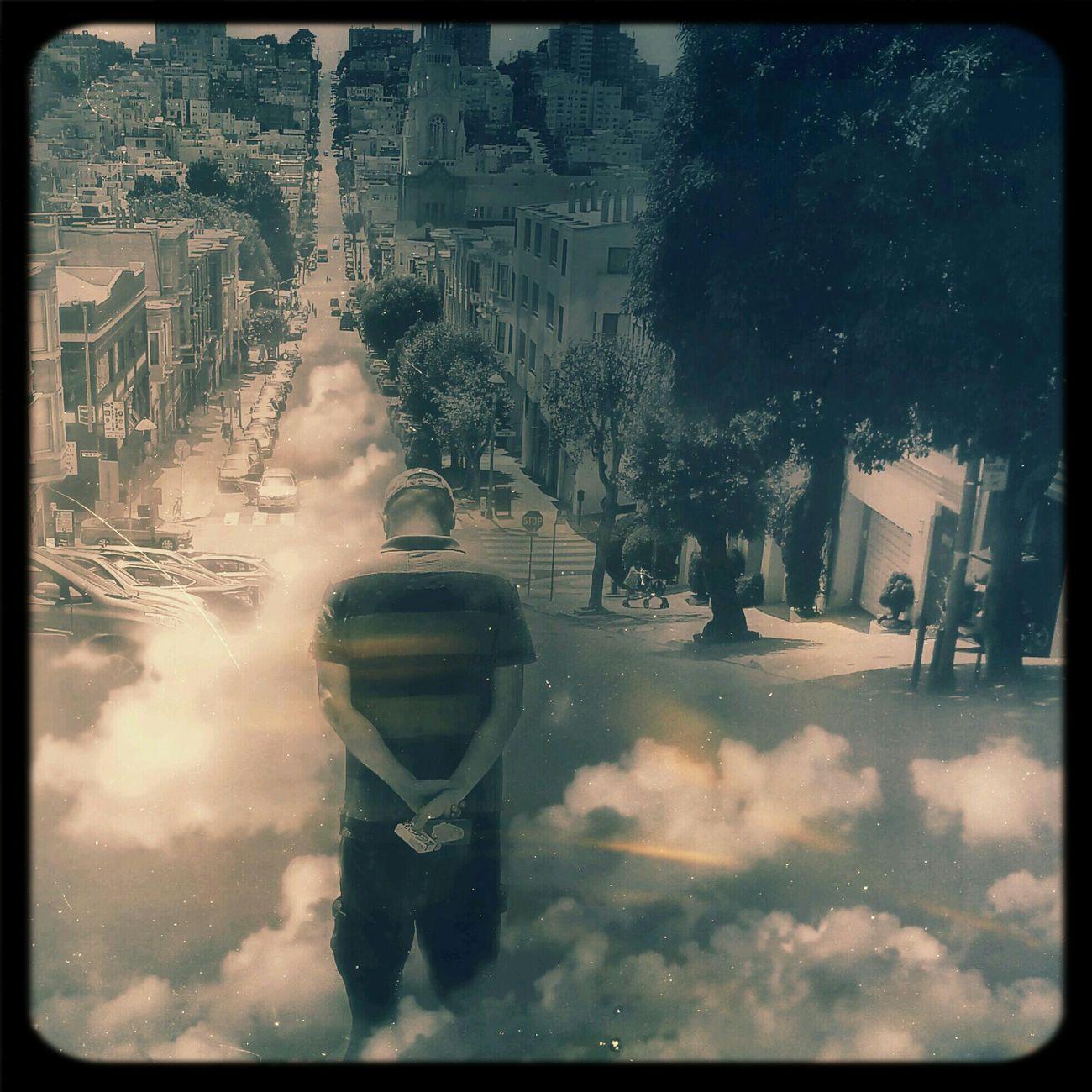 sleep walking Unitedbyedit Monochrome