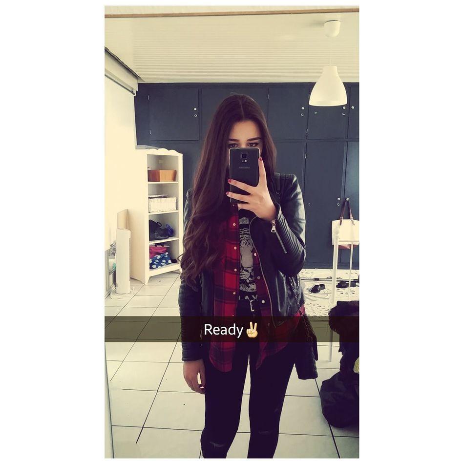 Snapchat Me Turkish Selfie Longhair Love Gooutside Kirsehir Brown Eyes Mirror