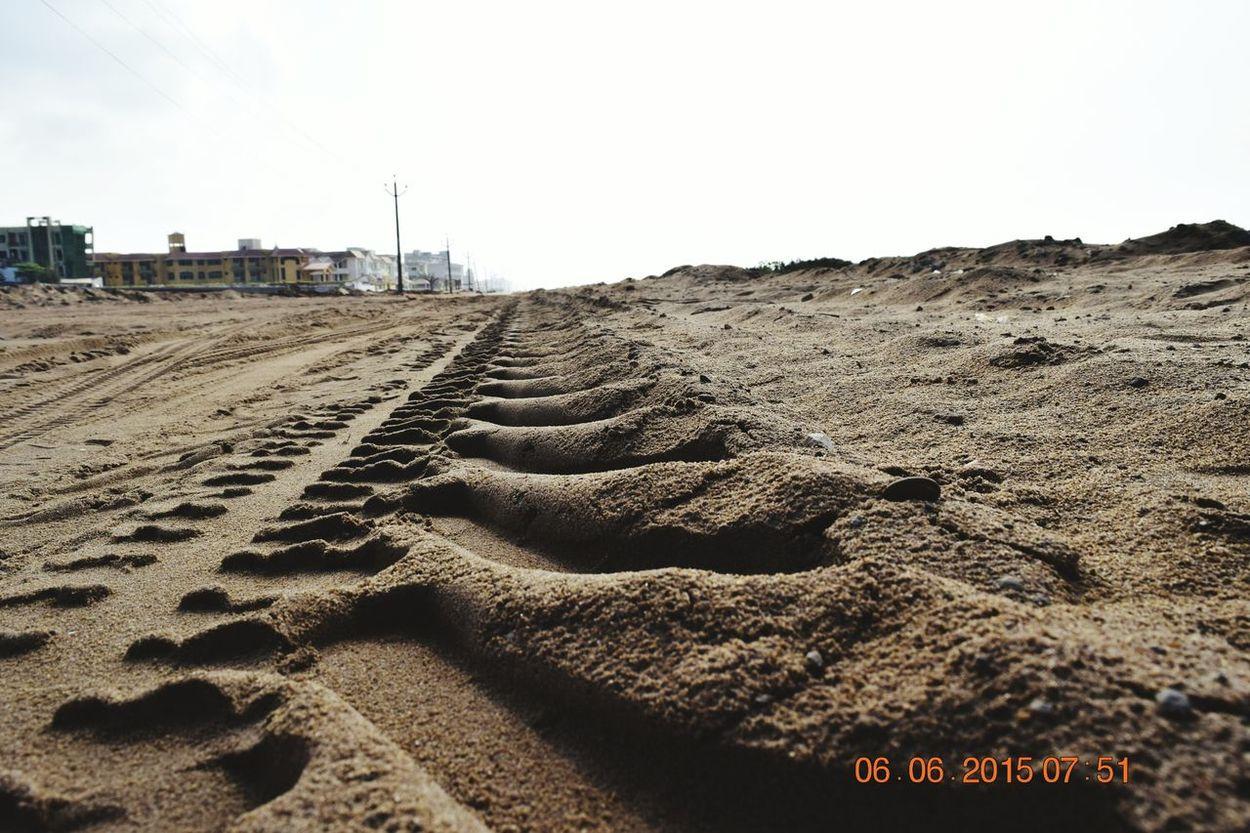 Edge Of The World Sands Bigwheels