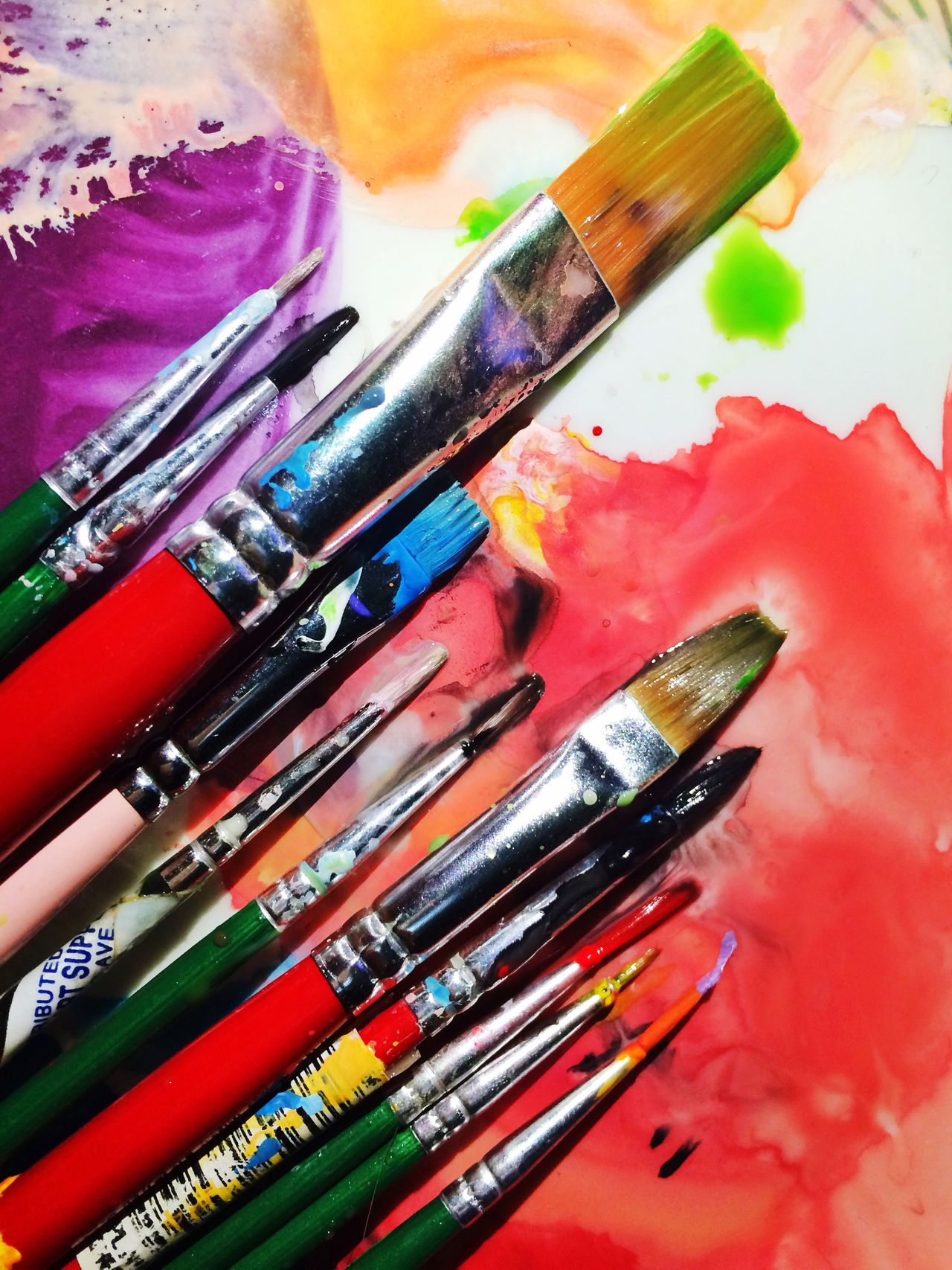 Beautiful stock photos of art, Art And Craft Equipment, Arts Culture And Entertainment, Choice, Close-Up