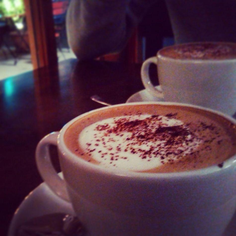 Capuccino Coffee Time