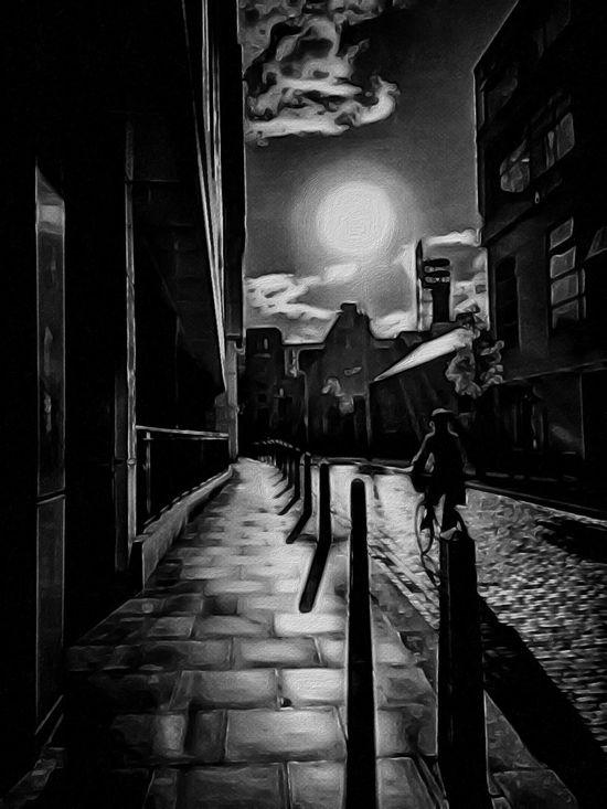NEM Painterly NEM Black&white IPSLight EyeEm Dublin