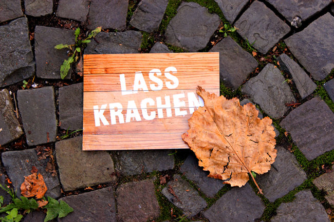 Asphalt Fall Fundstücke❤️ Herbst Herbst🍁 Krach Noise Party Pavement