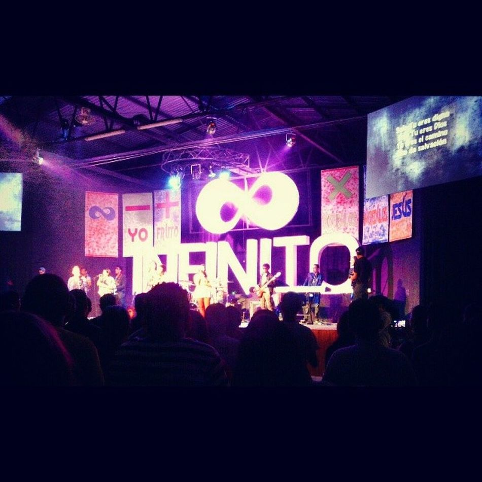 Infinito! Lights Church Youthgroup
