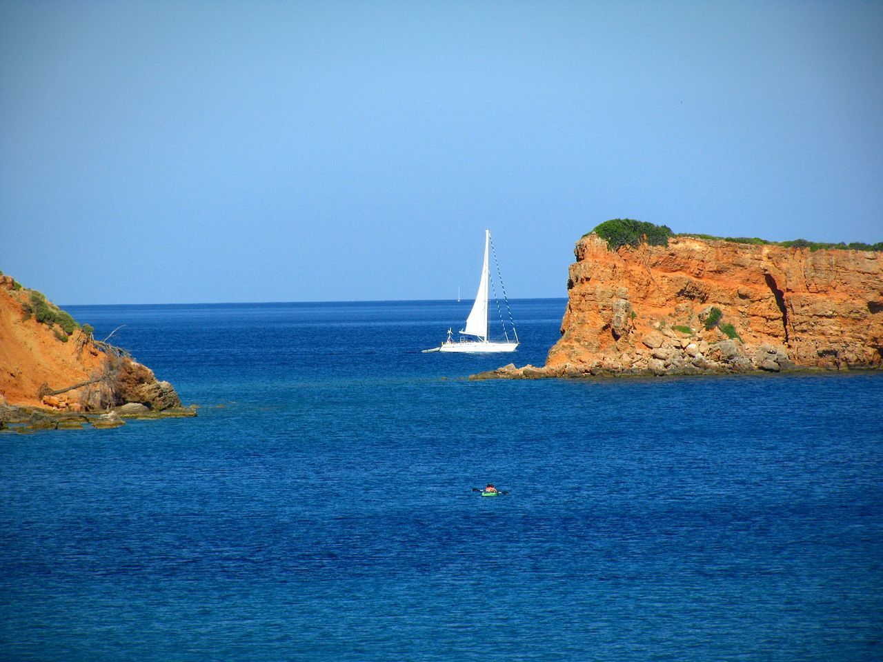 Sailboat Islets Boat Sea Seascape Islets And Sea Alonnisos Island Greek Islands Islet On The Way Fine Art Photography The Essence Of Summer Blue Sea 43 Golden Moments Shades Of Blue Crystal Clear Waters Blue Horizons Live For The Story