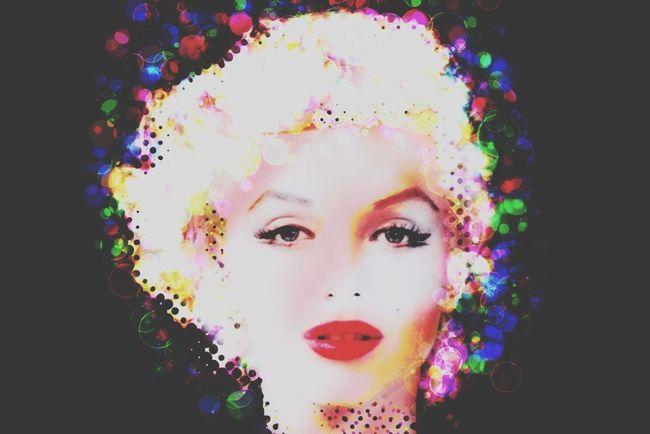 Marilyn Monroe Marilyn Monroe Digital Manipulation Astacia Famous