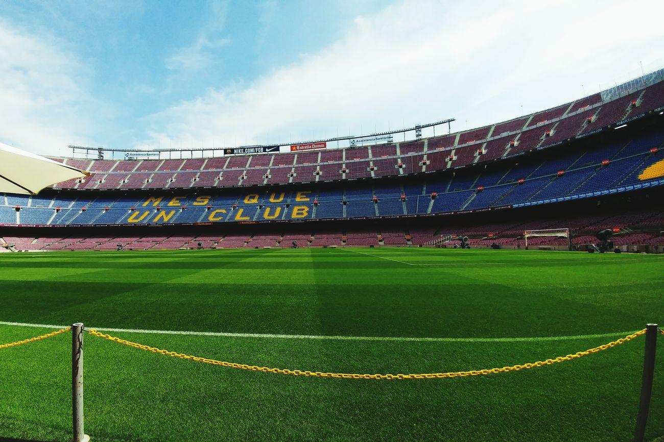 Barcelona2016 Camp Nou Tour