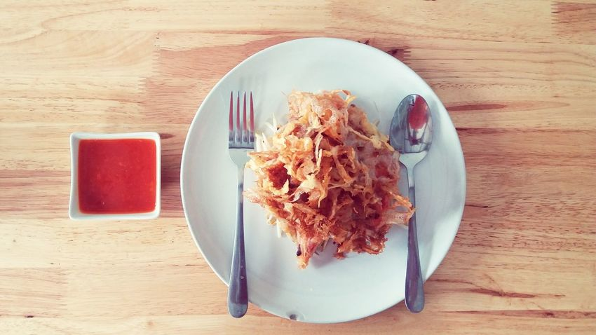 EyeEm Selects Table Directly Above Healthy Eating Food And Drink Food Plate Breakfast