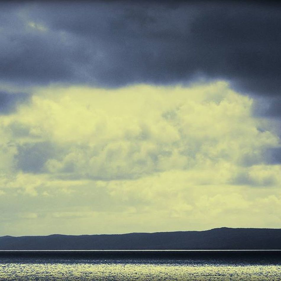 Taken from a ferry heading across to Moreton Island Water Sea Ocean Clouds Ferry Moretonisland Mountains Hills Horizon Photography Nikon Adventures Outdoors Nature Sky Lead_me_to_oblivion