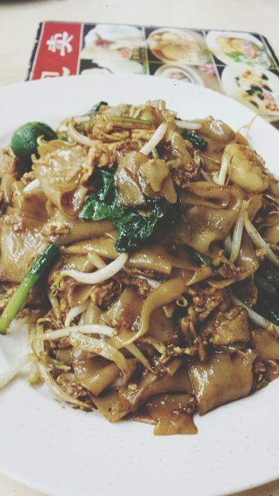 Dry Hor Fun TheBreadeats Singaporefood Commonwealth TheBreadeatseverywhere
