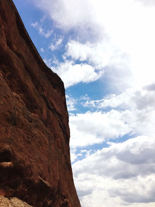 Redrocks Mountains First Eyeem Photo Colorado Hikingadventures Phoneography Beautiful Nature Outside Releasetension