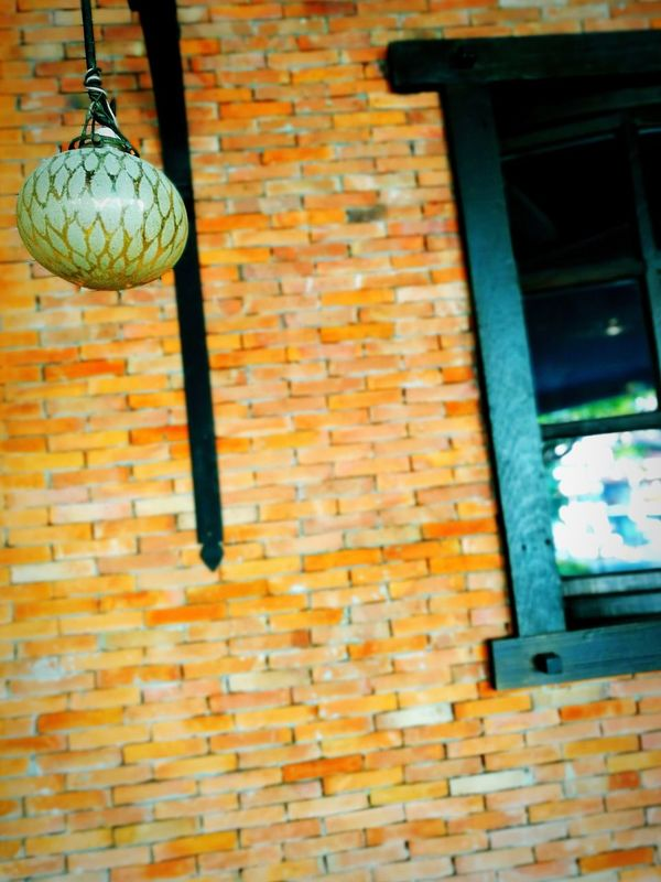 Hanging Brick Wall No People Low Angle View Outdoors Day Built Structure Architecture Building Exterior Close-up Huahin Thailand HuaHin Sea@Thailand Huahin Thailand