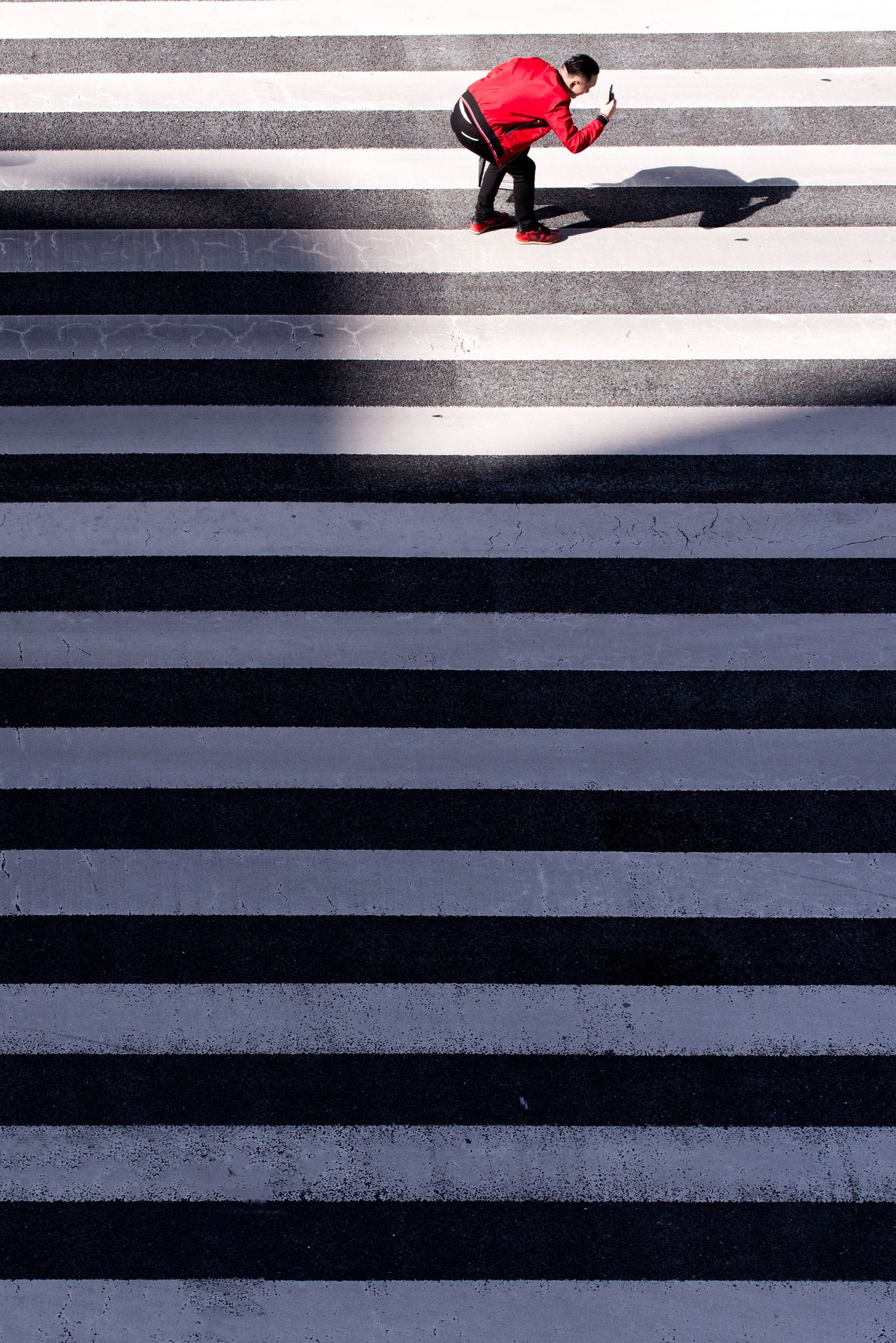 The City Light Street City Street Tokyo Minimalism Minimalist Cityscape Minimal Streetphotography Light And Shadow City Japan High Angle View