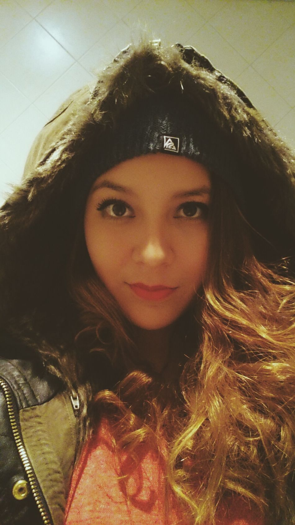 Frio ⛄❄ Cold Winter ❄⛄ Agustito Gorrito