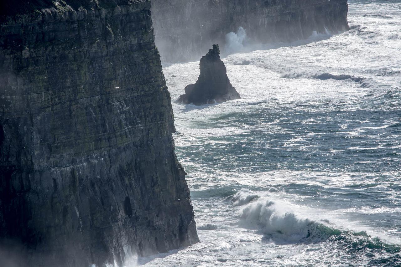 Beautiful stock photos of ireland, Beauty In Nature, Breaking, Cliff, Coast