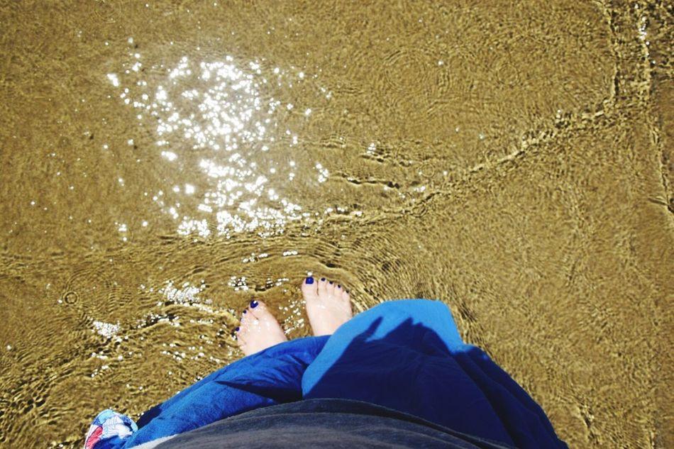 ブルー Blue 青 Beach View Beach Time That's Me Taking Photos Summertime キラキラ 波打ち際 Sunny Day リフレクション いつもの海 いつもの場所 キラキラ Relaxing