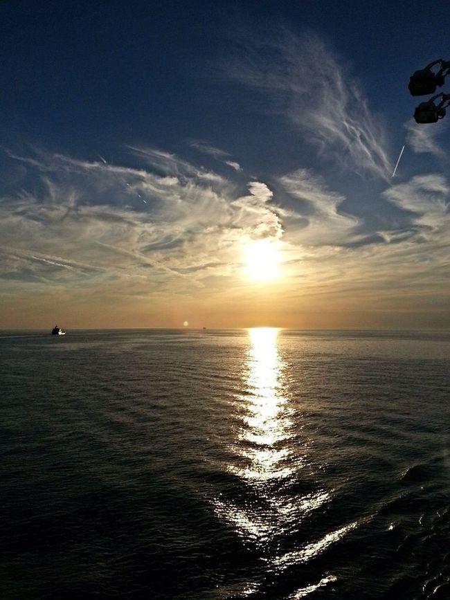 Seascape Boat Trip Sunrise_sunsets_aroundworld My Sunset Obsession