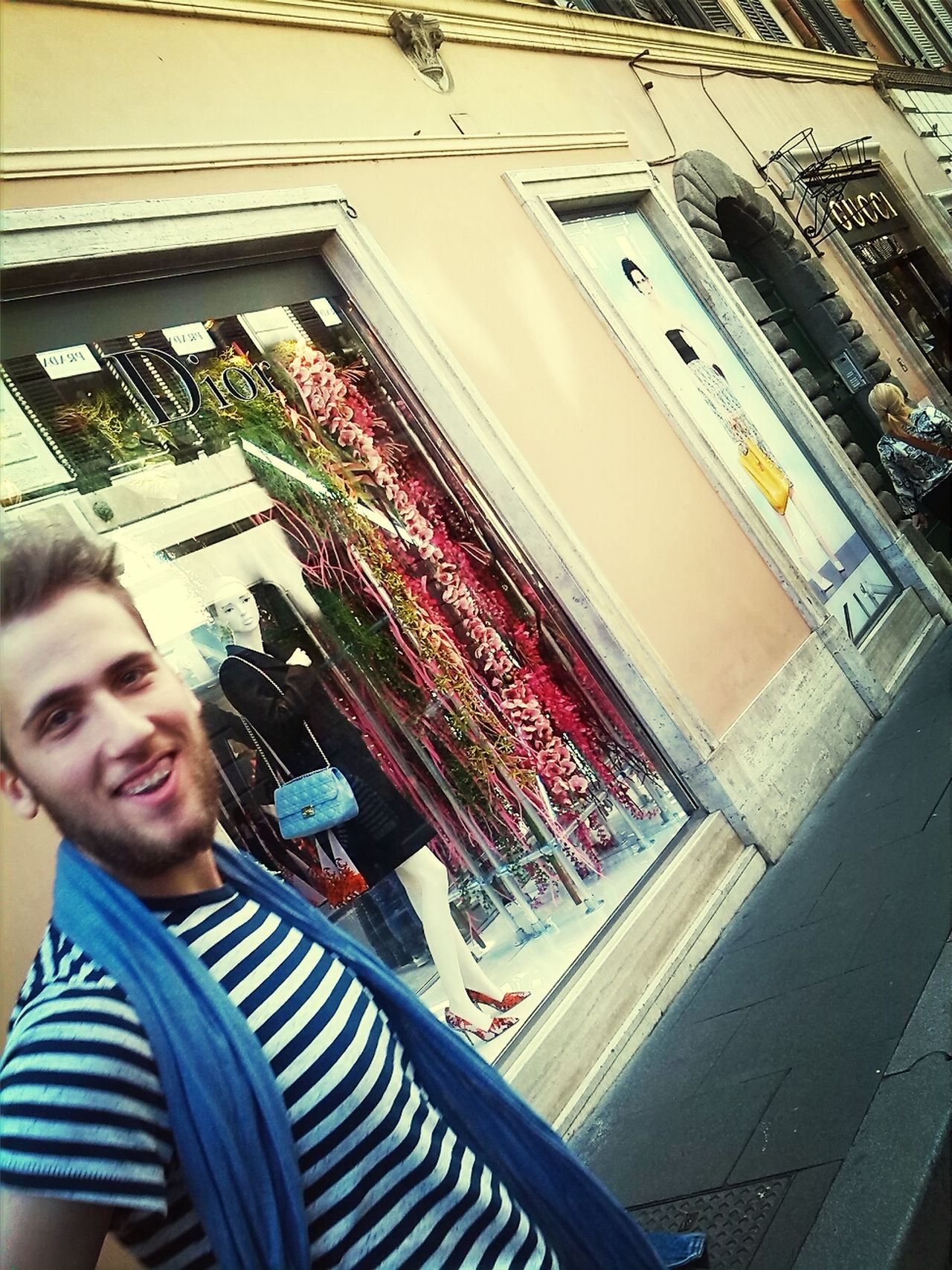 Via Condotti Streetphotography Hello World Beautiful Via Dei Condotti Rome Rome Italy