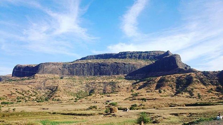 Hill range