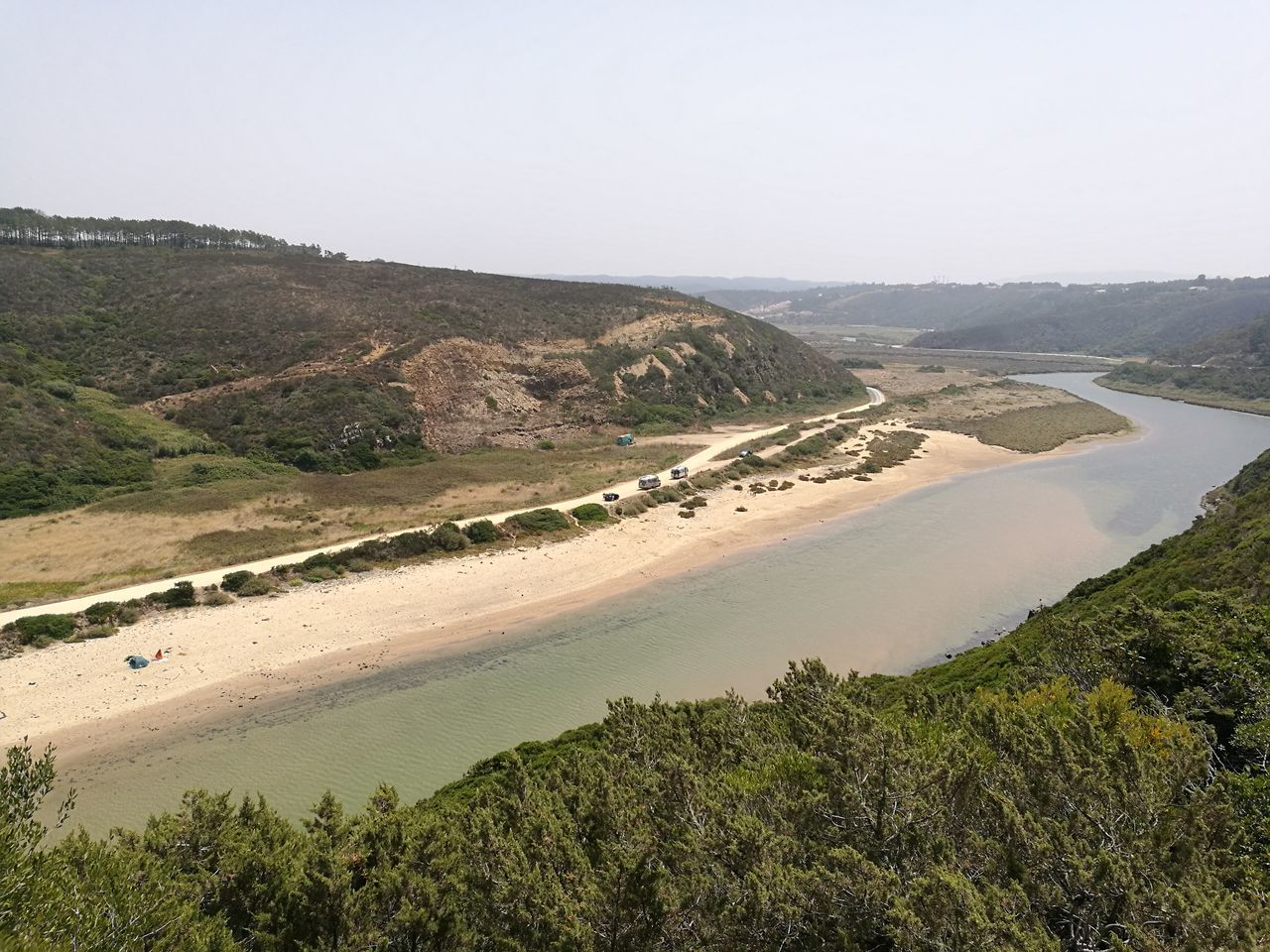 Nature Water Day No People Outdoors Heat - Temperature Beach Beauty In Nature Sand Dune Beach Photography River Odeceixe Alentejo Algarve