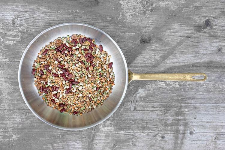 fresh legumes Beans Flat Lay Food Flat Lays Food Photography Fresh Healthy Food Légumes Pan Pulses